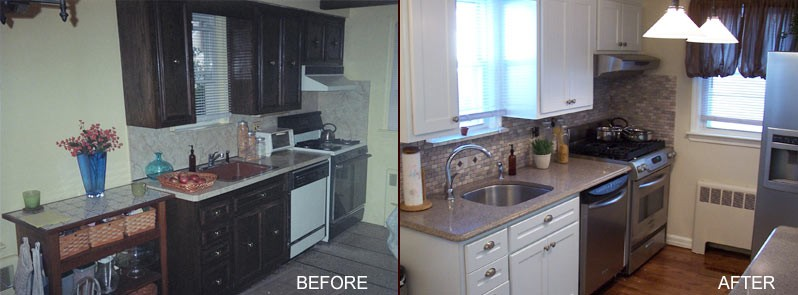 Save Money with Cabinet Refacing. 123456